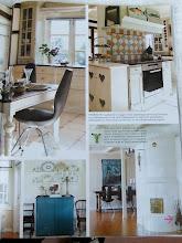 Reportasje om huset mitt  i Norsk Ukeblad uke 9/2010