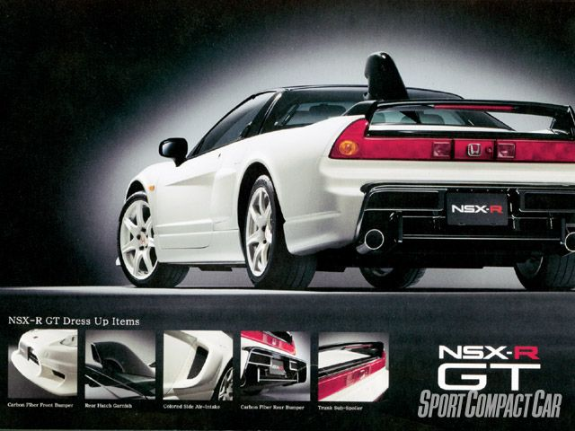 Honda Nsx Type R The Ultimate Honda True Automotive