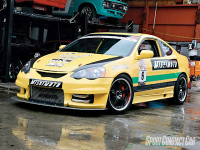 Acura  on Acura Rsx Type S   The Chameleon   True Automotive