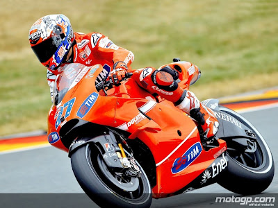 Pace setter Casey Stoner wants continuation