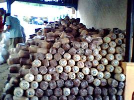 Log Jamur Tiram