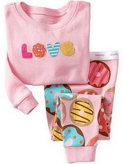 Gap Pyjamas (Love)