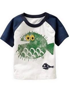 Gap T-Shirt (Piranna)