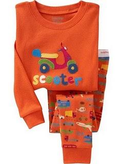 Gap Pyjamas (Scooter)