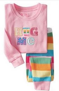 Gap Pyjamas (Hug Me)