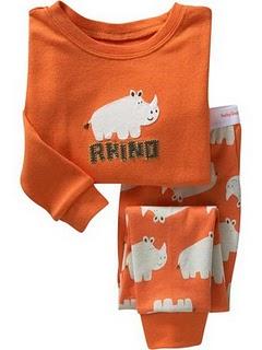 Gap Pyjamas (Rhino)