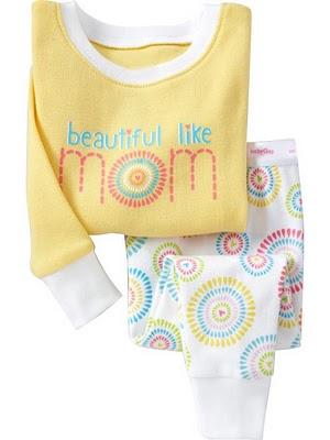 Gap Pyjamas ( Beautiful Like MOM)