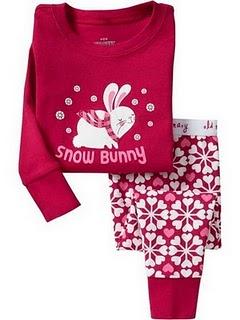 Gap Pyjamas (Snow Bunny)