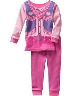 Gap Pyjamas (Cowgirl)