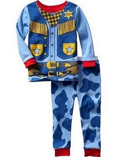 Gap Pyjamas (Cowboy)