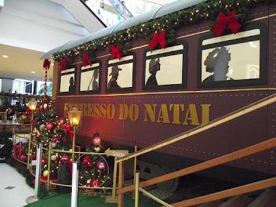 Expresso do Natal em Porto Alegre