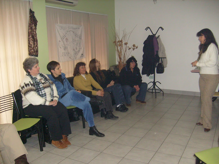 Taller con Grupo Counseling Kineo