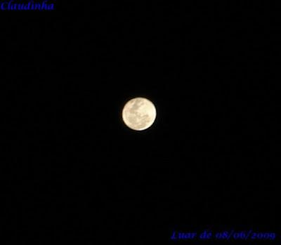 Luar de Junho - foto de Claudinha