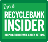 Get Recycle Bank Insider news from me!