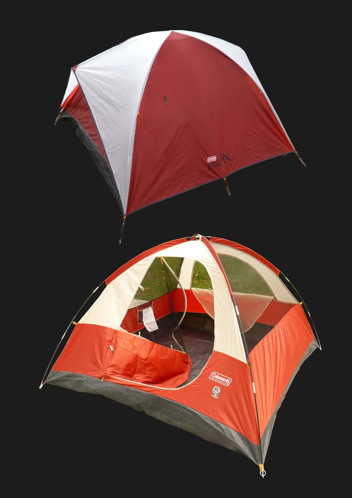 Coleman Tent & Outdoor Adventure Malaysia: Coleman Tent