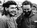 El Che y Fidel