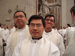 After Chrisam Mass at the Vatican