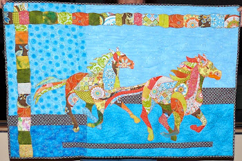 Jennifer's Retro Horses