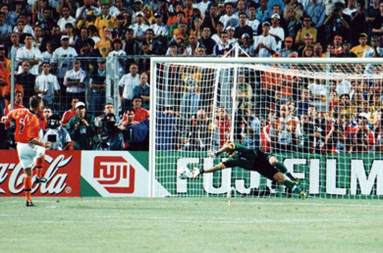 Copa do Mundo de 1998  Brasil x Holanda 5c6881aba3aa5