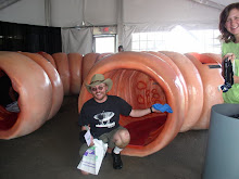Touring the World's Largest Colon