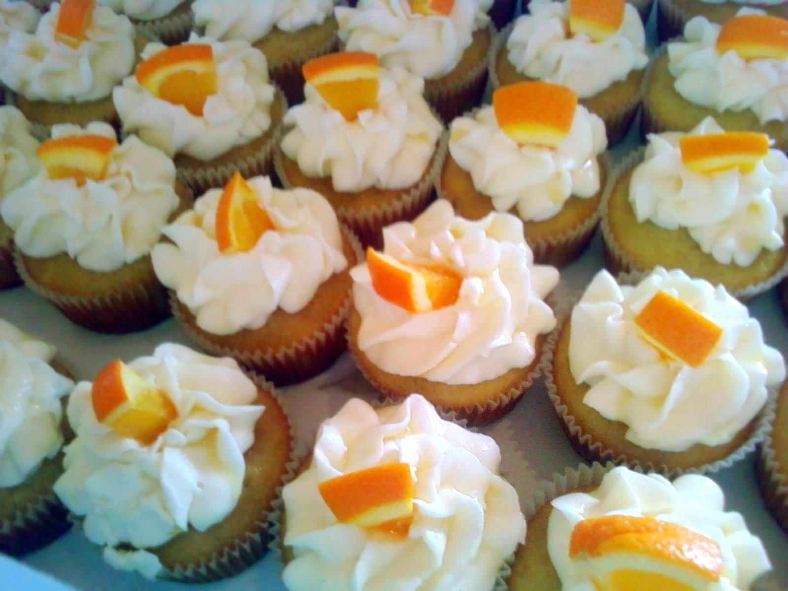 Cupcake Wishes & Birthday Dreams: Cupcake Monday: Mimosa Cupcakes and ...