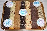 Cookie platters