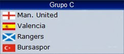 Grupo C Champions League