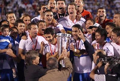 UC campeón Apertura 2010