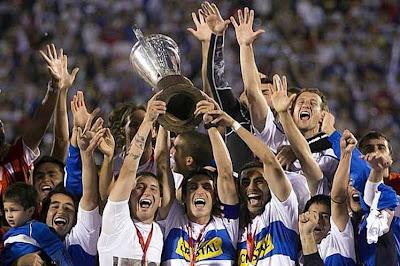 U. Católica campeón Apertura 2010