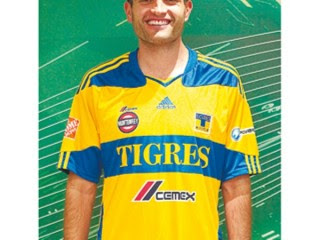 Camiseta Tigres UANL del 2011