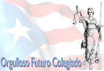 Apoyando férrea y valientemente la institución del Colegio de Abogados y Abogadas de Puerto Rico