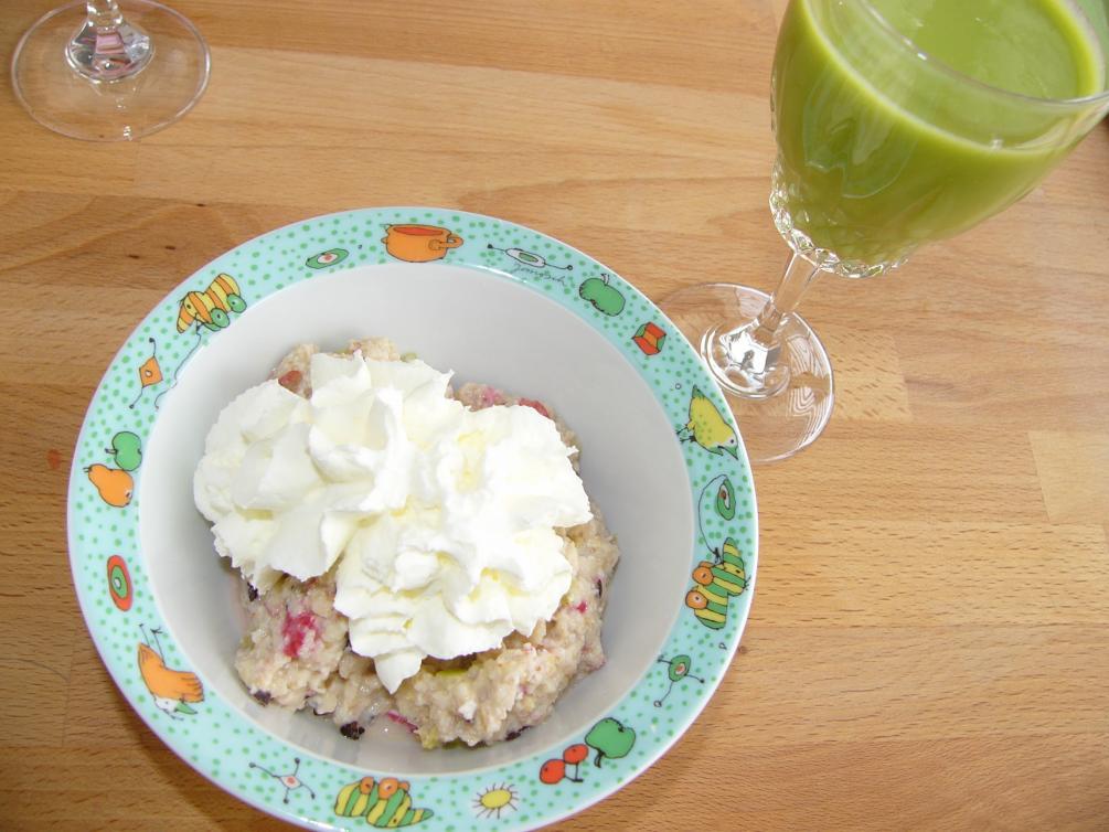 tebasiles kitchen raw oat porridge muesli. Black Bedroom Furniture Sets. Home Design Ideas