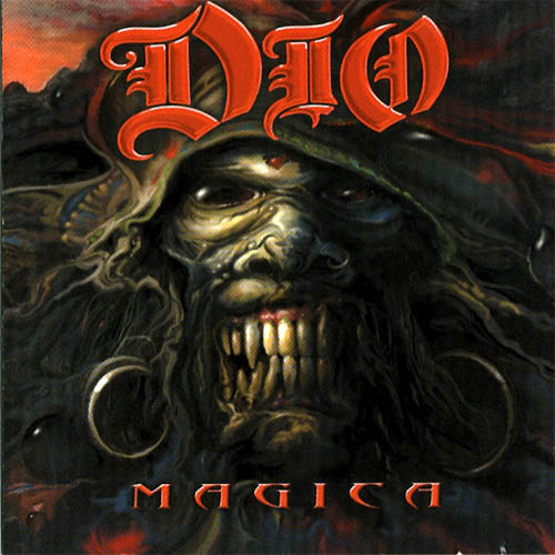 Dio holy diver 1983 retail cd front Dio   Holy Diver   1985