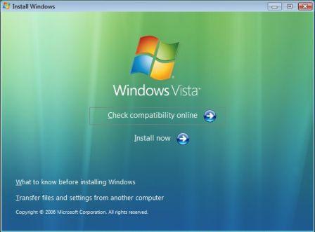 Cara Instal Windows Vista dan Windows 7 Pada Portable Computer Dengan ...