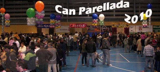 CAN PARELLADA 2010