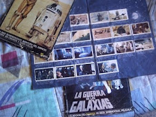 """Mi álbum """"La Guerra de las Galaxias"""""""