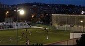 Pau marca el 4-0 al Artés