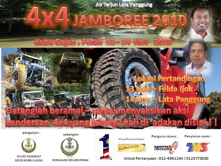 Promo 4 x 4 Jamboree 2010 Kubu Gajah