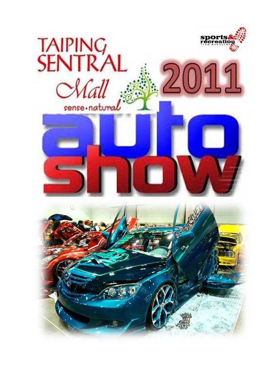 Taiping Sentral Autoshow 2011