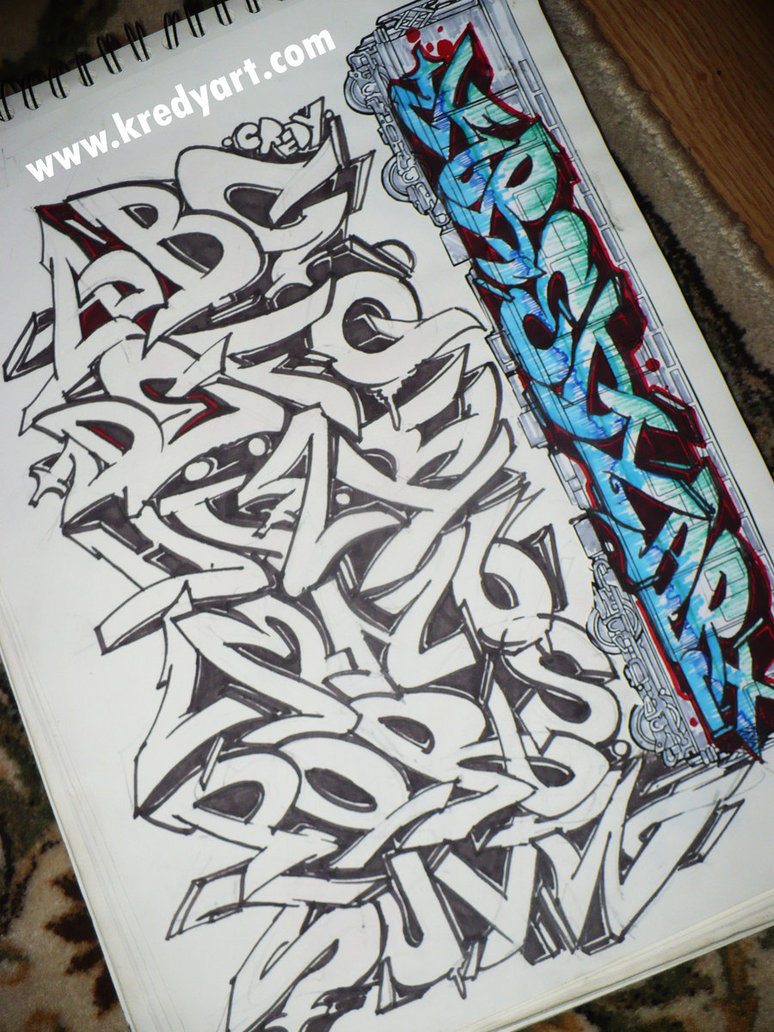 Graffiti_alphabet_and_letters_by_KreDy.jpg