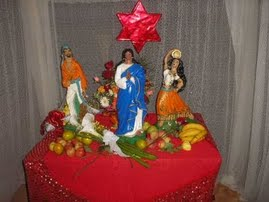 Altar Cigano
