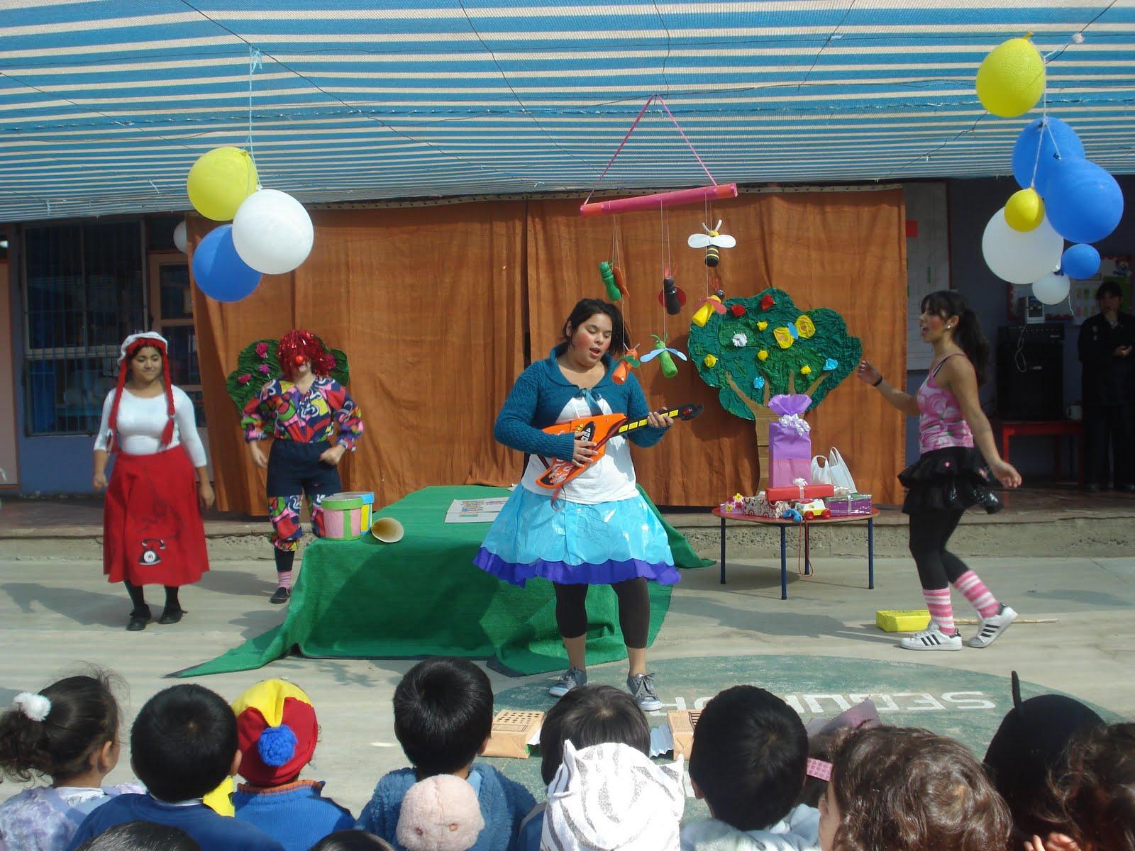 Conozca las actividades del jard n pichiche jard n for Actividades para jardin infantil