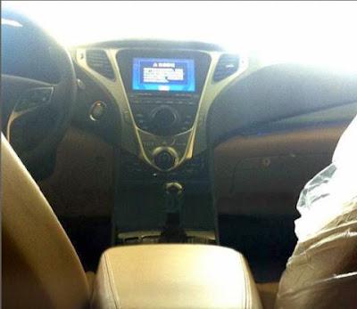 Some more shots of the all new Hyundai Azera/Grandeur