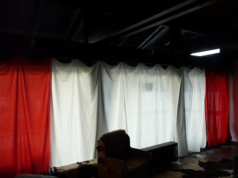 recycelt - natürlich - regional: Vorhänge für Wohnzimmer ...