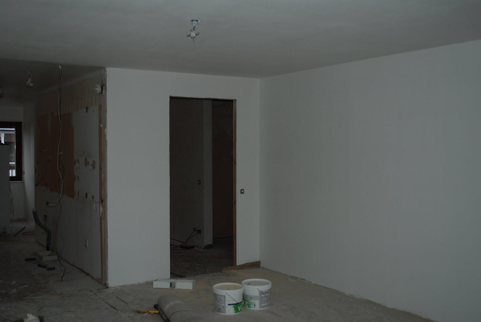 Lägenhetsrenoveringen: april 2010
