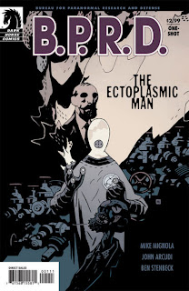 BPRD: The Ectoplasmic Man