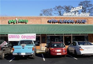 Two new stores in Sam's Park & Shop.