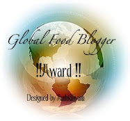 Global Food Blogger