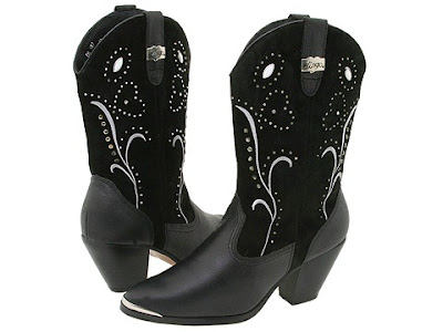 Fashion Cowboy Boots  Women on Women S Fashion Cowboy Boots