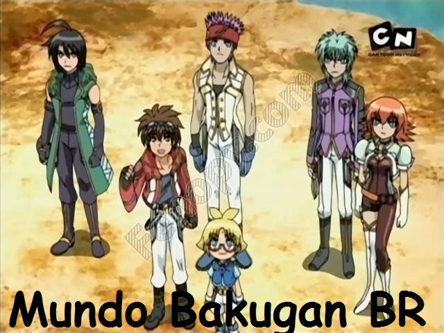Mundo Bakugan !